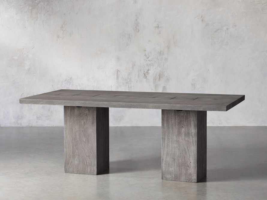 "Tao 66"" Dining Table, slide 3 of 10"