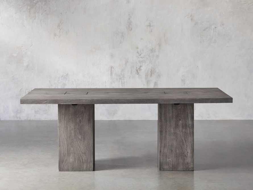 "Tao 66"" Dining Table, slide 2 of 10"