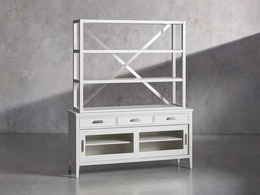 "Tavola 68"" Buffet and Hutch, slide 2 of 9"