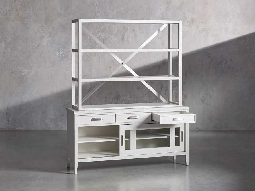 "Tavola 68"" Buffet and Hutch, slide 3 of 9"
