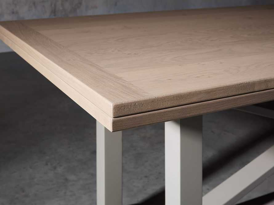 "Tavola 87"" Refectory Dining Table"