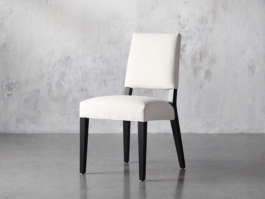 Teddi Upholstered Dining Side Chair, slide 2 of 11