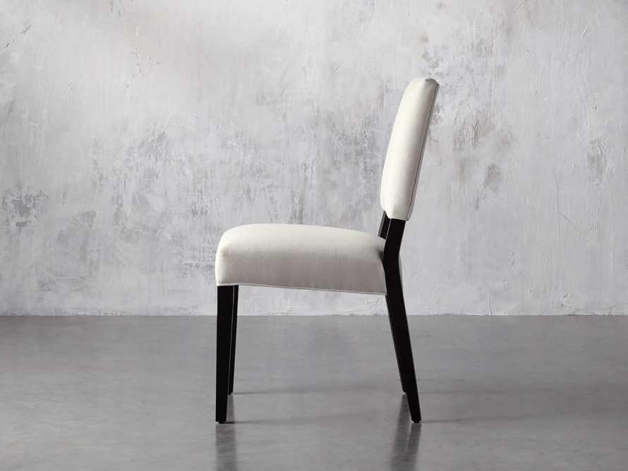 Teddi Upholstered Dining Side Chair, slide 3 of 11
