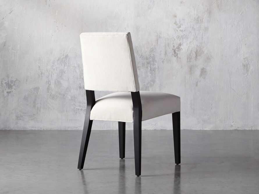 Teddi Upholstered Dining Side Chair, slide 4 of 11