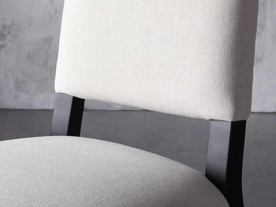 Teddi Upholstered Dining Side Chair, slide 6 of 11