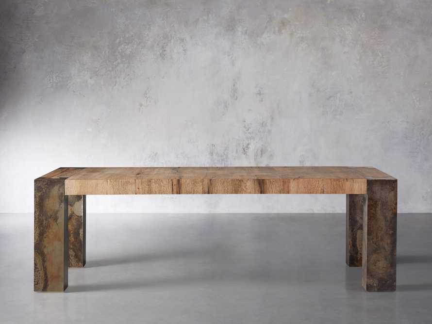"Telluride 72"" Dining Table, slide 3 of 7"