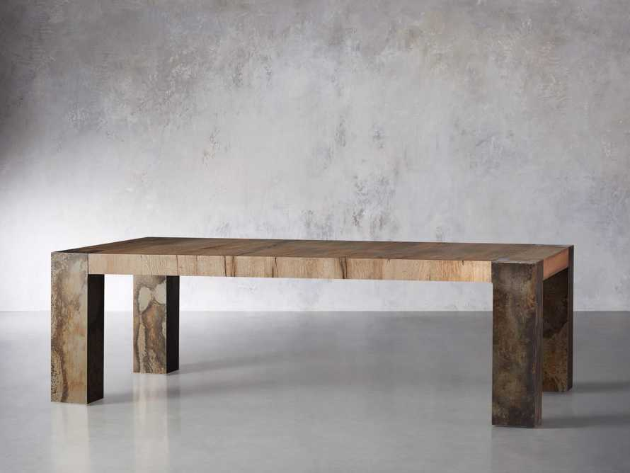 "Telluride 72"" Dining Table, slide 4 of 7"
