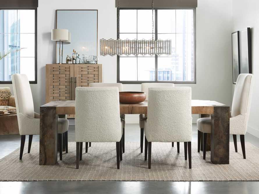 "Telluride 72"" Dining Table, slide 1 of 7"