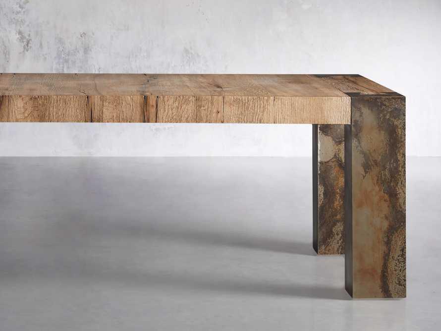 "Telluride 96"" Dining Table, slide 2 of 7"