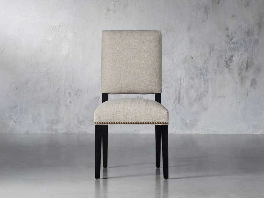 "Torino Upholstered 20"" Dining Side Chair, slide 1 of 7"