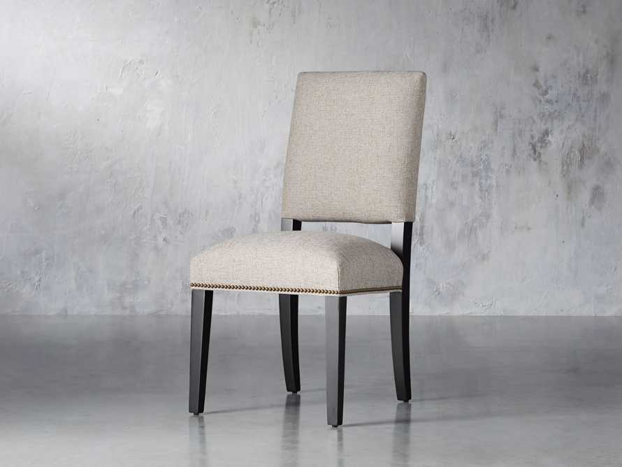 "Torino Upholstered 20"" Dining Side Chair, slide 2 of 7"