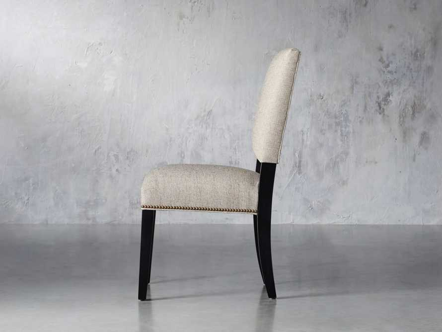 "Torino Upholstered 20"" Dining Side Chair, slide 3 of 7"