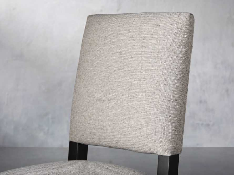 "Torino Upholstered 20"" Dining Side Chair, slide 5 of 7"