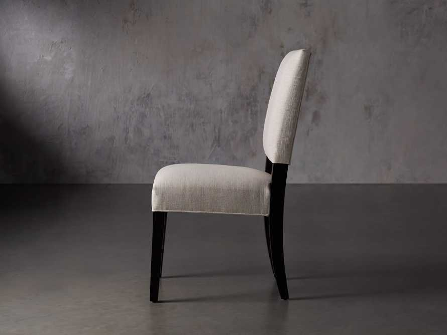 "Torino Upholstered 20"" Dining Side Chair, slide 4 of 10"