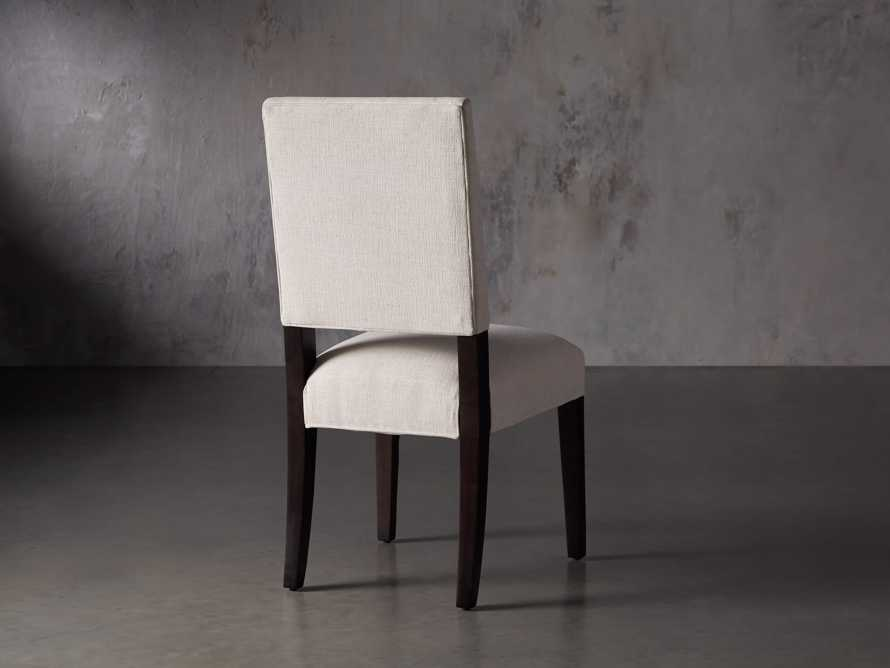 "Torino Upholstered 20"" Dining Side Chair, slide 5 of 10"