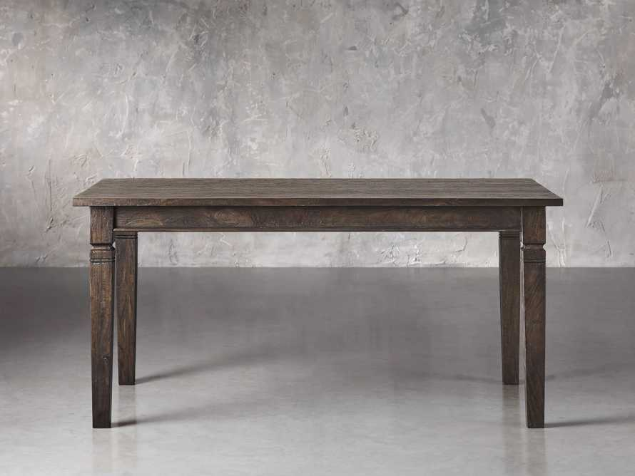 "Toulon 80"" Dining Table in Toasted Henna, slide 2 of 10"