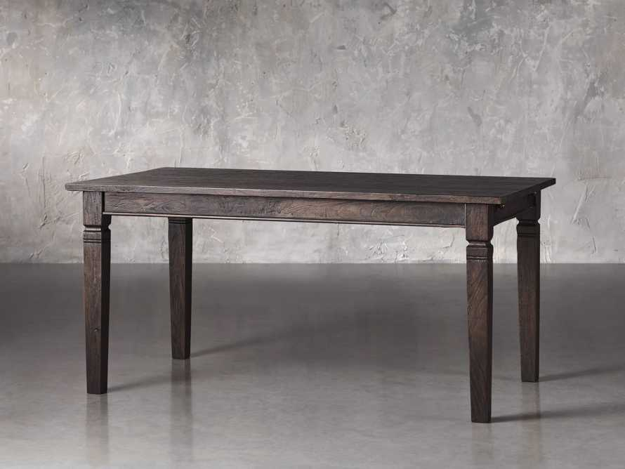 "Toulon 80"" Dining Table in Toasted Henna, slide 3 of 10"