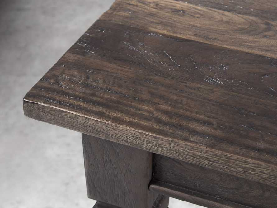 "Toulon 80"" Dining Table in Toasted Henna, slide 6 of 10"