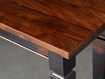 "Toulon 54"" Bench in Toasted Auburn"