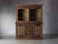 """Tuscany 74"""" Hutch and Buffet in Noceto"""