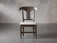 """Tuscany 25"""" Dining Side Chair in Porfido"""