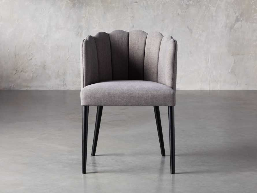 "Ursula 24"" Dining Chair in Ardesia Grey, slide 1 of 7"