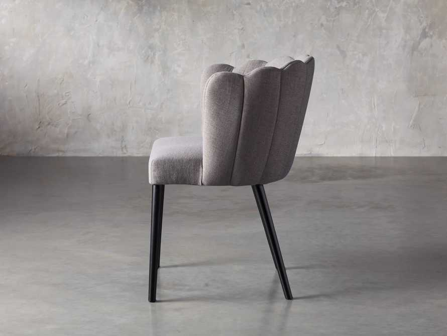 "Ursula 24"" Dining Chair in Ardesia Grey, slide 3 of 7"