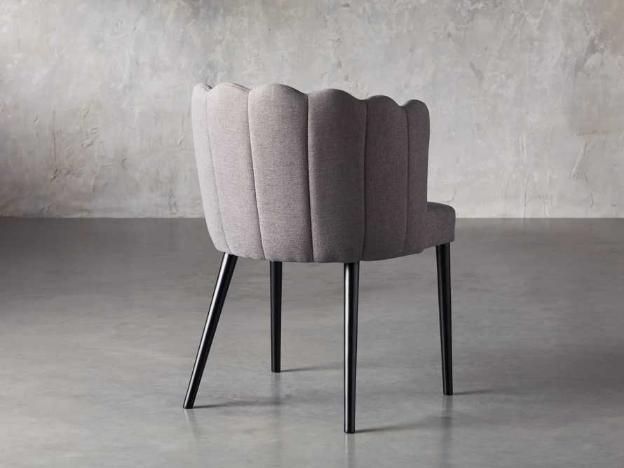 "Ursula 24"" Dining Chair in Ardesia Grey, slide 4 of 7"