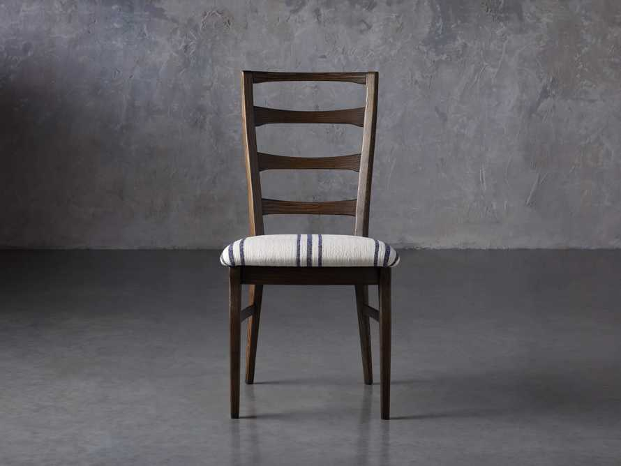 "Veltri 20"" Dining Side Chair in Cinder, slide 2 of 8"
