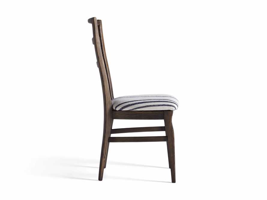 "Veltri 20"" Dining Side Chair in Cinder, slide 8 of 8"
