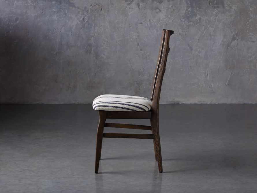 "Veltri 20"" Dining Side Chair in Cinder, slide 4 of 8"