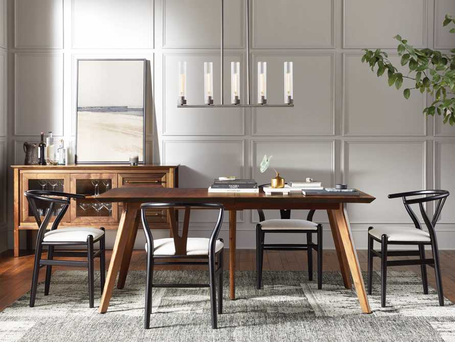 """Wagner 72"""" Extension Dining Table, slide 1 of 14"""