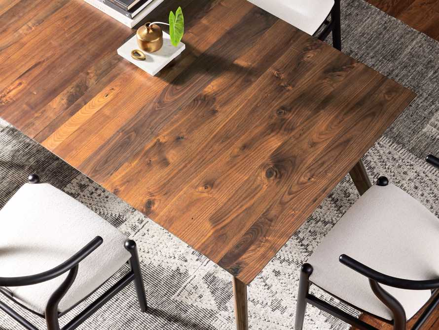 "Wagner 72"" Extension Dining Table, slide 10 of 14"