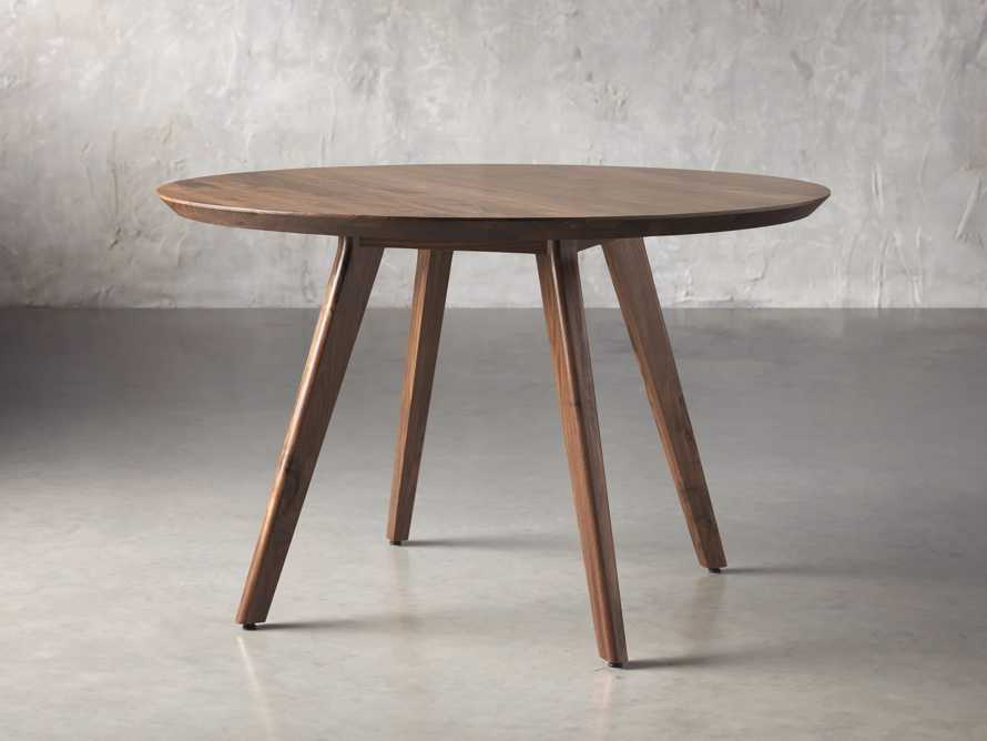 """Wagner 48"""" Round Dining Table, slide 1 of 4"""