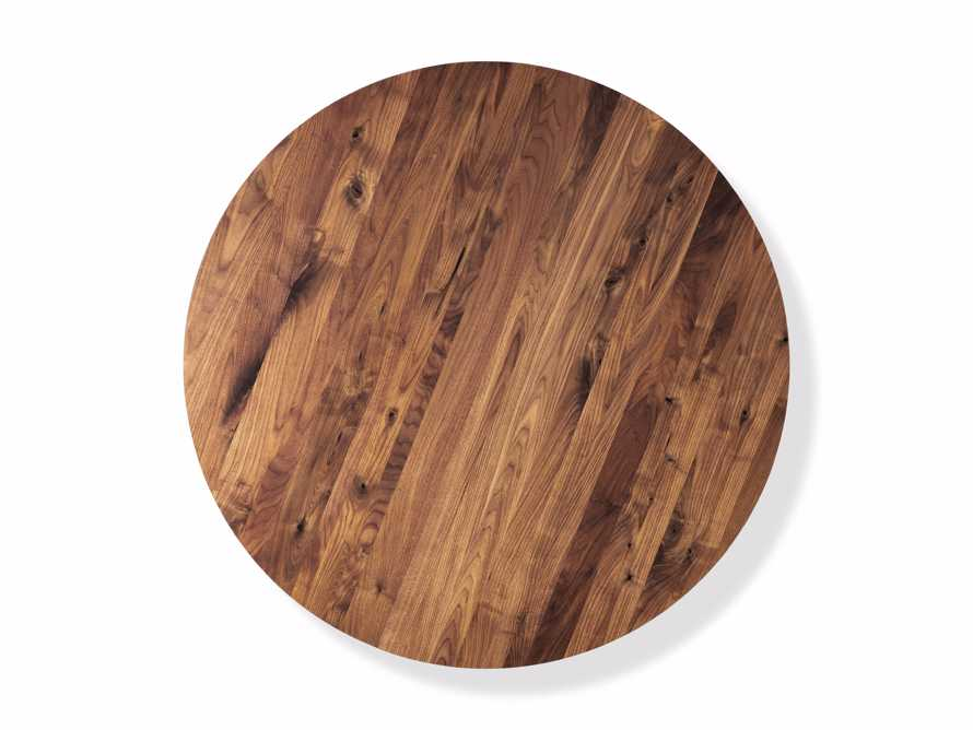 """Wagner 48"""" Round Dining Table, slide 3 of 4"""