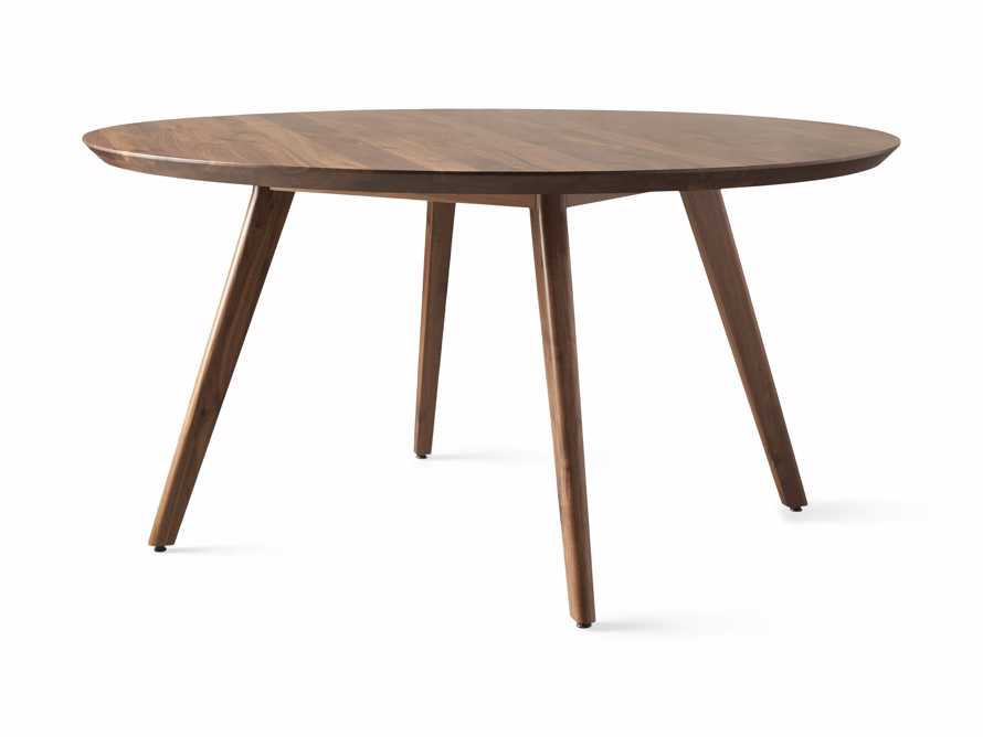"Wagner 54"" Round Dining Table, slide 6 of 6"