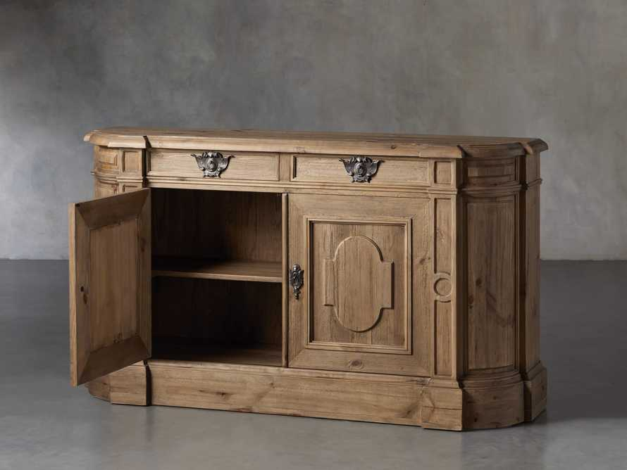 """Wilhelm 67"""" Buffet in Natural Weathered"""
