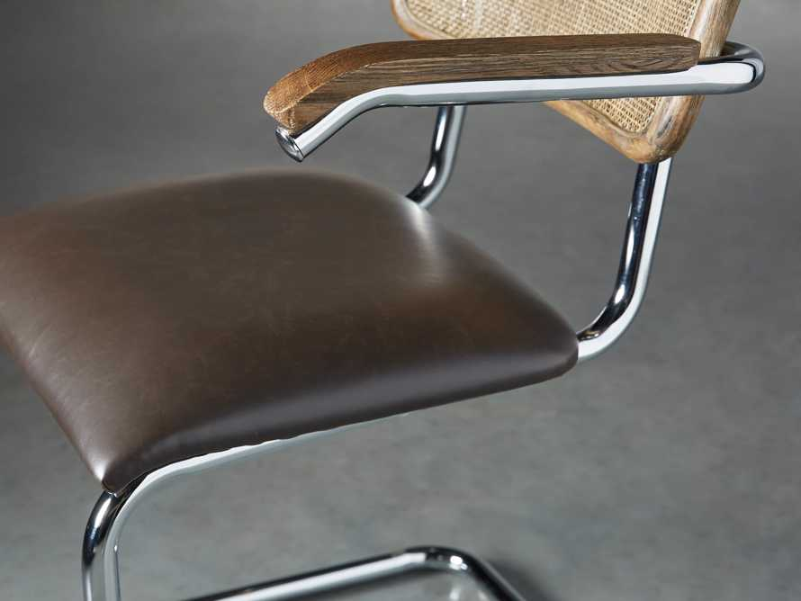 "Wolfgang 23"" Dining Arm Chair, slide 5 of 9"