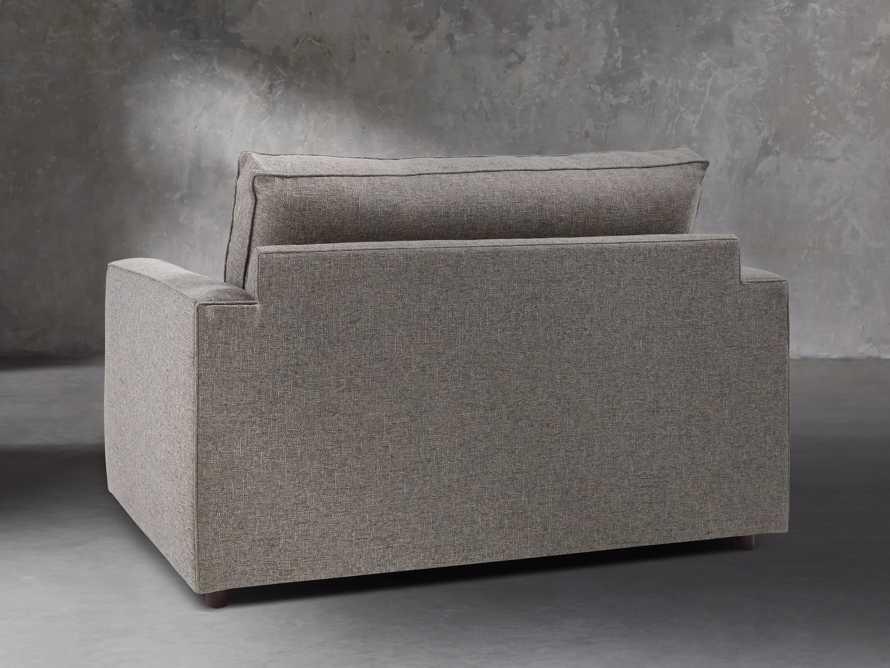 """Filmore 56"""" Upholstered Chair, slide 5 of 7"""