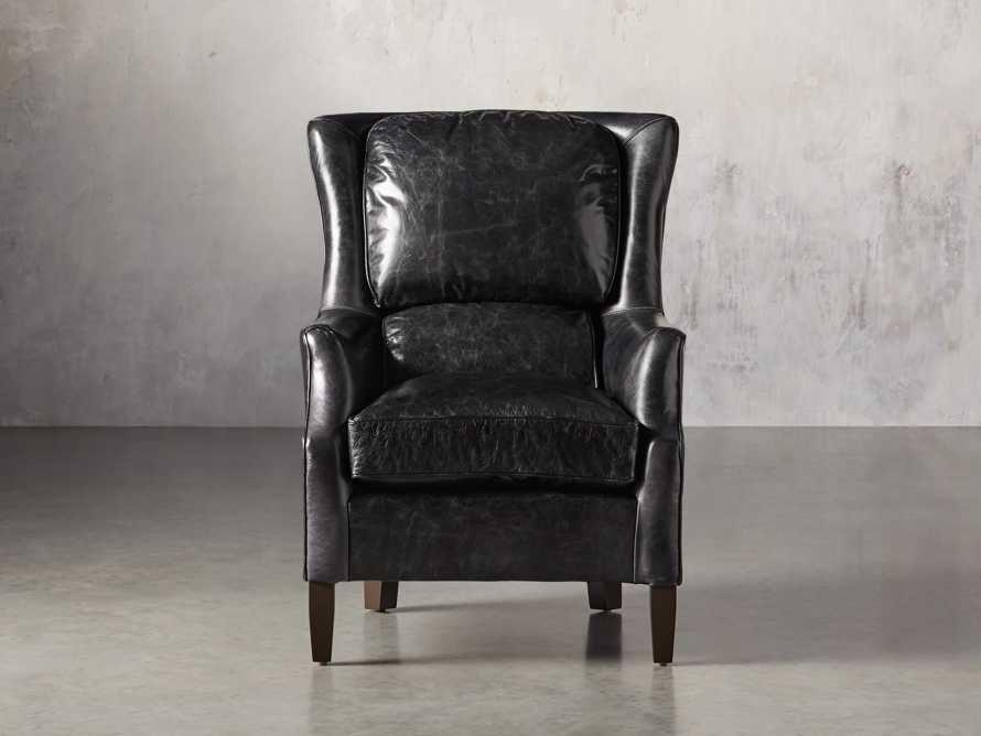 "Alex 29"" Leather Chair"