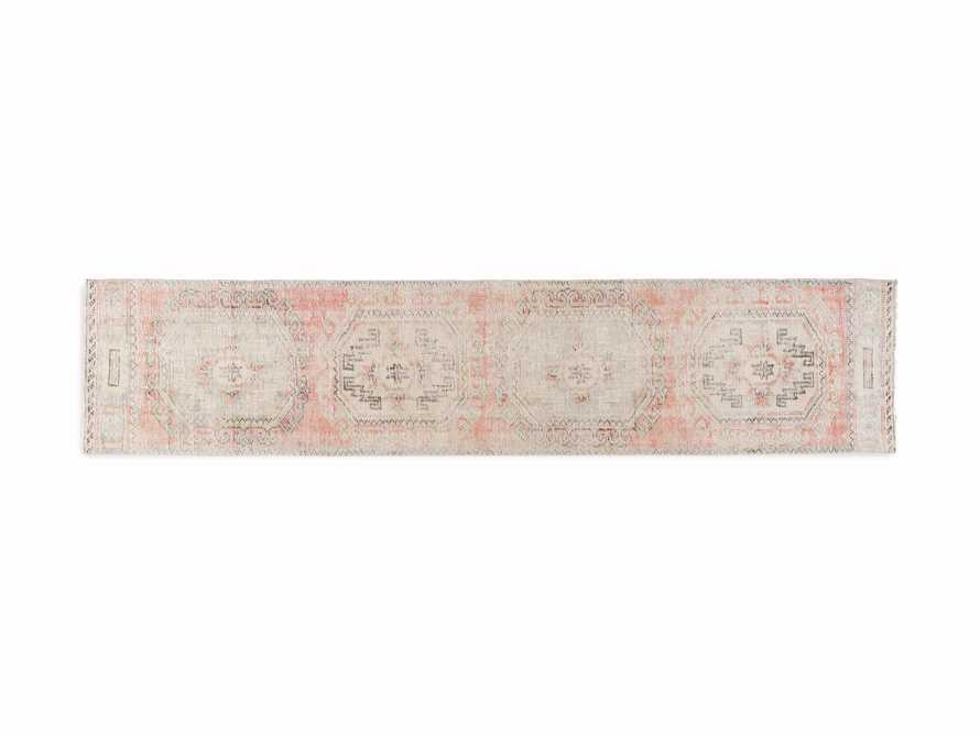 """2' 9"""" X 12' 5"""" Vintage Turkish Anatolian Rug, slide 5 of 5"""