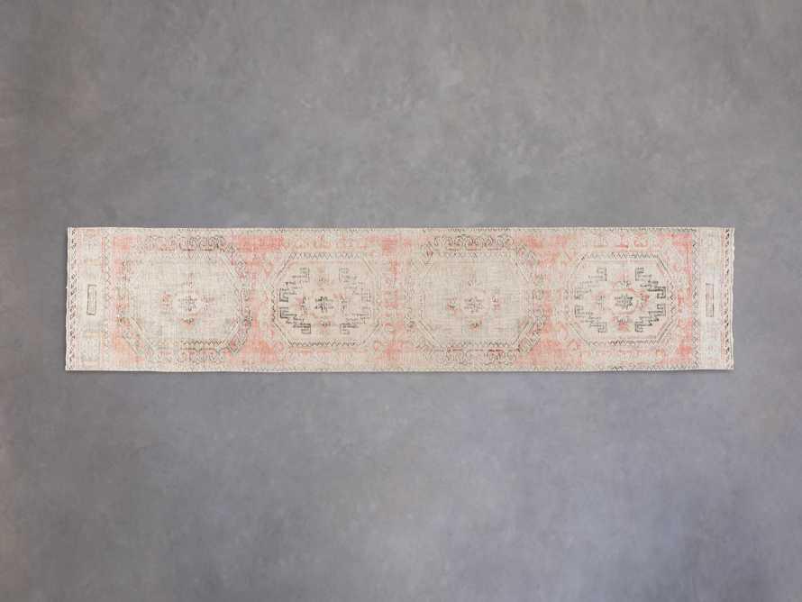 """2' 9"""" X 12' 5"""" Vintage Turkish Anatolian Rug, slide 1 of 5"""