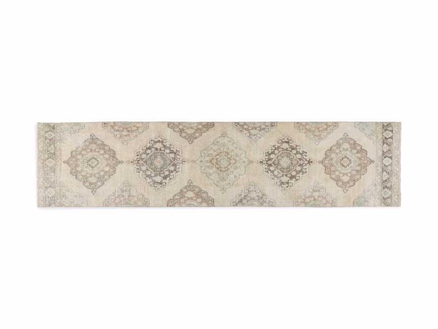 """3' X 12' 8"""" Vintage Turkish Anatolian Rug, slide 5 of 5"""