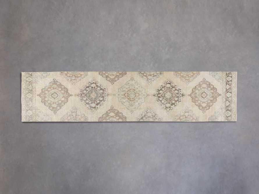 """3' X 12' 8"""" Vintage Turkish Anatolian Rug, slide 1 of 5"""