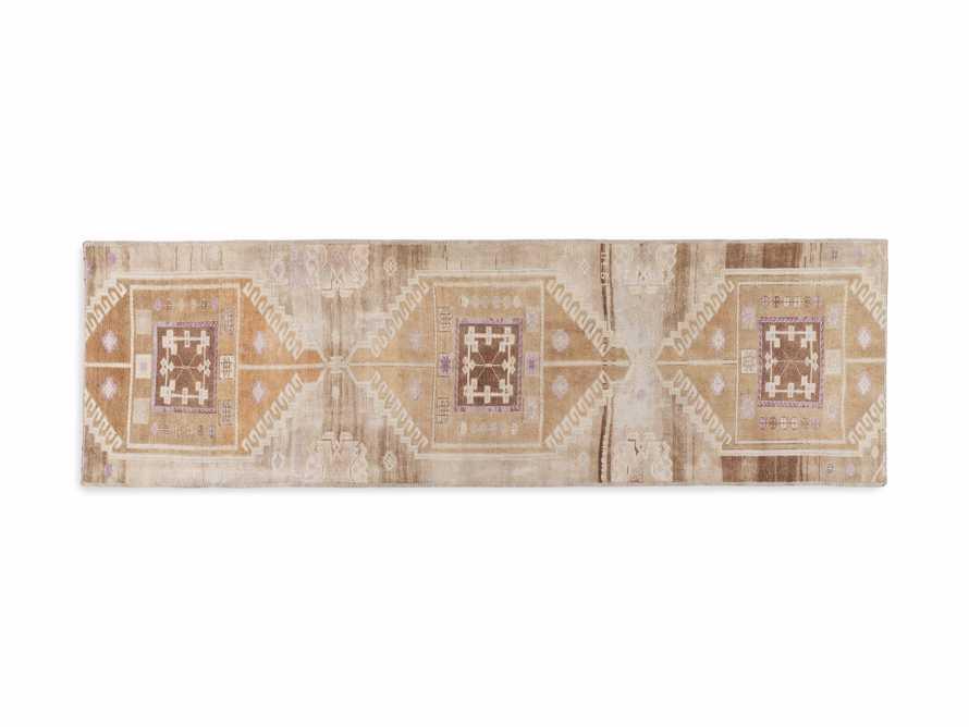 """3' 5"""" X 10'11"""" Vintage Turkish Anatolian Rug, slide 5 of 5"""