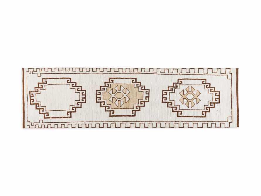 """3' 4"""" X 12' Vintage Turkish Anatolian Rug, slide 5 of 5"""