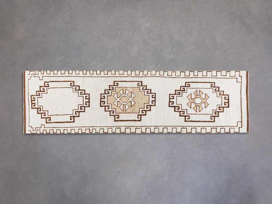 """3' 4"""" X 12' Vintage Turkish Anatolian Rug, slide 1 of 5"""