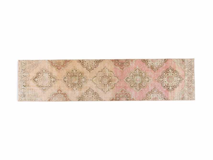 """3' X 12' 4"""" Vintage Turkish Anatolian Rug, slide 5 of 5"""