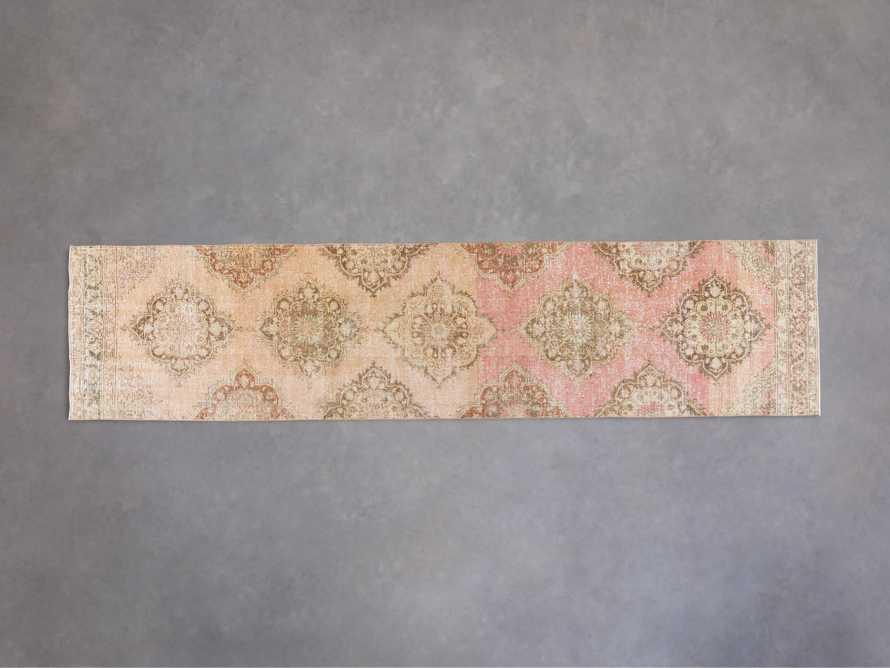 """3' X 12' 4"""" Vintage Turkish Anatolian Rug, slide 1 of 5"""