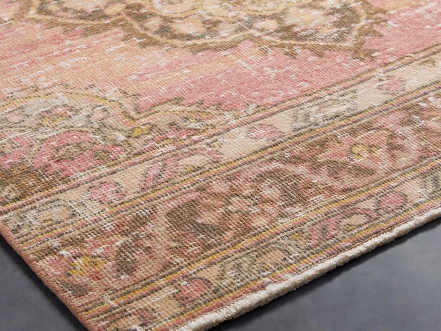 """3' X 12' 4"""" Vintage Turkish Anatolian Rug, slide 2 of 5"""